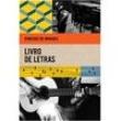 Livro - Livro de Letras - Vinicius de Moraes - 9788535925593