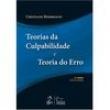 Livro - Teorias da Culpabilidade e Teoria do Erro - 9788530932275