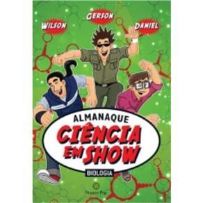 Almanaque Ciencia Em Show Biologia - Master Books