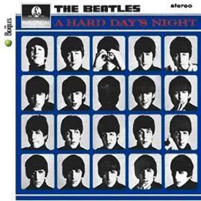 Cd Beatles - A Hard Day S Night ( Remasterizado )