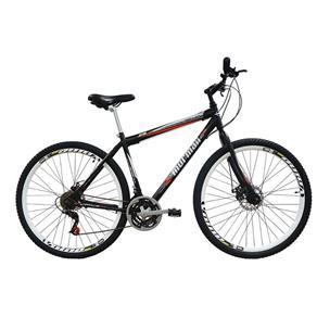 Bicicleta Aro 29 Jaws Disk Brake Mormaii Preto