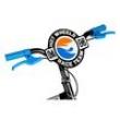 Bicicleta Caloi Hot Wheels Aro 16 - Infantil