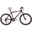 Bicicleta de Aventura Houston MR17HTN Mercury HT Aro 26 Pneu Off Road Preta