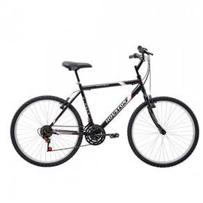Bicicleta Houston Aro 26 Foxer Hammer Preto