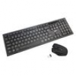 Leadership Pack Mouse & Teclado Fino sem Fio USB 3281
