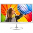 Monitor LED 23,6`` Widescreen Philips 247E6QDAW Full HD Branco - HDMI, W - LED