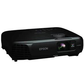 Projetor Epson Powerlite S18+3000 Lumens SVGA HDMI WiFiready V11H552021