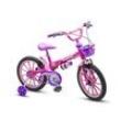 Bicicleta Aro 16 Top Girl - Nathor 5496368