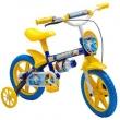 Bicicleta Infantil Masculina Aro 12 Fireman Shark Nathor 6707446