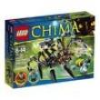 Chima LEGO Aranha Caçadora de Sparratus - 292 peças