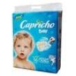 Fralda Capricho Baby Super Jumbo XXG - 56 Unidades