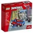 LEGO Juniors Ataque do Carro Aranha 55 Peças com Boneco Homem Aranha 2965117