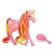 Boneca Barbie Mattel - Barbie Portal Secreto - Mini Unicórnios - Rosa