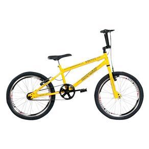 Bicicleta Cross Energy Aro 20 ´ Amarela Mormaii