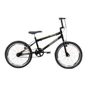Bicicleta Cross Energy Aro 20 ´ Preta Mormaii