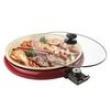 Multigrill Cadence Ceramic Pan GRL 350 - Vermelho 220V
