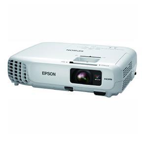 Projetor Epson Powerlite X24 + Wifi 3LCD XGA3500 Lumens - V11H553024
