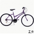 Bicicleta Runner SX New Aro 26 Violeta Feminina 5655 Fischer