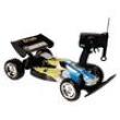 Carro Candide Tornado c / Controle Remoto 1381 - Azul e Amarelo