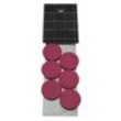 Imã Para Lembrete Pink 200 6 Unidades Super Ima Sofisa