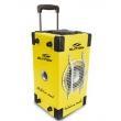 Caixa de Som Amplificada Sumay com Rodas Bluetooth SM CAP05 60W - Amarela 7490706