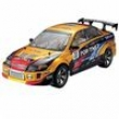 Carro de Controle Remoto Racing Master Moas - Amarelo