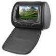 Encosto De Cabeça Com DVD, USB e SD Card Com Tela LCD De 7 ´, Com Zíper, Função Vídeo Game - Grafite 7879090