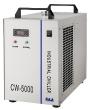 Chiller para máquinas de corte à laser Corte