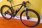 Bicicleta completa 2014 Specialized stumpjumper sworks 29er