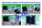 Higienização COMPLETA de AR Condicionado