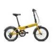 Bicicleta Dobravel Bay Pro Amarelo 720030 - Náutika