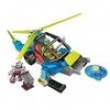 Mega Bloks Mattel As Tartarugas Ninja - Helicóptero Tartaruga 8197553