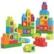 Mega Bloks Mattel Blocos ABC 8197539