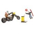 Mega Bloks Mattel As Tartarugas Ninja - Bebop Moto Attack 8618943