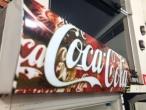 Freezer Expositor Veículos Coca-Cola Retrô