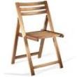 Cadeira Dobrável Entalharte Golden Toy 28.1 - Madeira 2527172