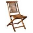 Cadeira Dobrável Entalharte Gourmet 30.1 - Madeira 2527171
