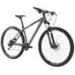 Bicicleta KHS Tempe - Câmbio Shimano Alivio / Deore - Freio a Disco Hidro - 20v - Aro 29 - Exclusiva Cinza