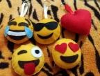 Chaveiros Emoji