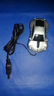 Mini Mouse carrinho usb.