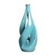 Vaso Vazado I Azul Turquesa Buzzios
