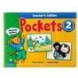 Pockets: Level 2 Teacher ´ s Edition - Second Edition - Mario Herrera and Barbara Hojel 1709977 - 9780136038801