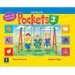 Pockets Level 2 Workbook with Audio CD - Barbara Hojel And Mario Herrera 1709978 - 9780131246669