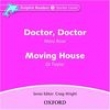 Doctor, Doctor & Moving House - Audio CD - Mary Rose and Di Taylor 2528087 - 9780194402033