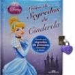 Livro - Livro de Segredos da Cinderela - Disney - 9788506061893
