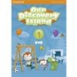 DVD - Our Discovery Island 1 - Jose Luis Morales - 9781447900245