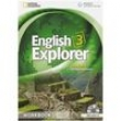 English Explorer 3 - Workbook + CD - Áudio - 9781111071172