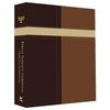 Livro - Bíblia Judaica Completa - Luxo ( Marron e Vinho ) - 9788000001463