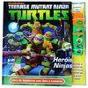 Livro - Livro com Lanterna - Tartarugas Mutantes Ninja - 9781450887663