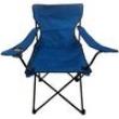 Cadeira Dobrável Importada em Tecido - Azul 7809543